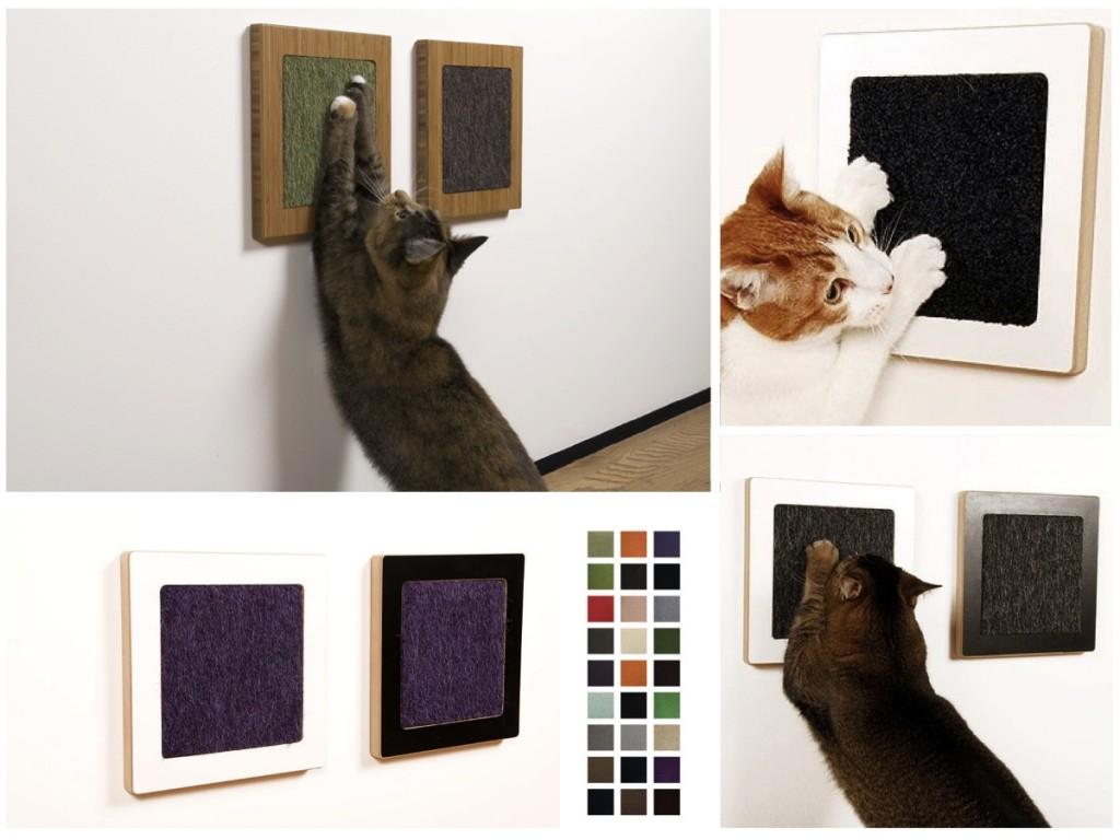 Griffoir Chat Fait Maison diy : fabriquer un superbe griffoir pour son chat